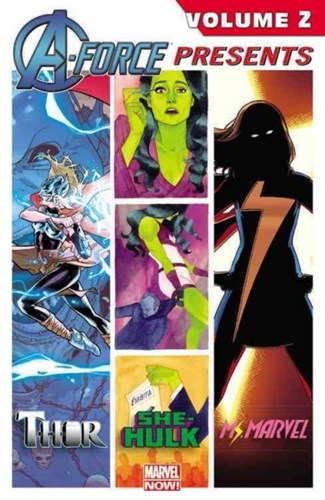 A-Force 2 - A-Force presents, Softcover (Marvel)