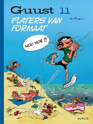 Guust - Chrono 11 - Flaters van formaat, Softcover (Dupuis)