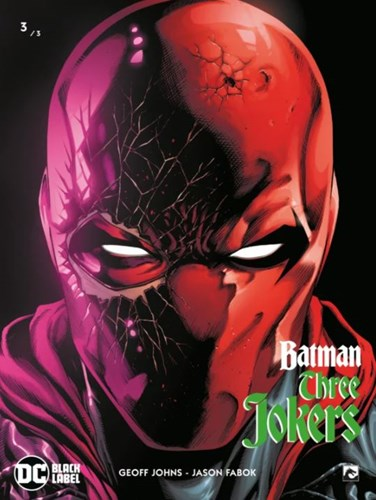 Batman - DDB  / Three Jokers 3 - Three Jokers 3/3, SC-cover B (Dark Dragon Books)