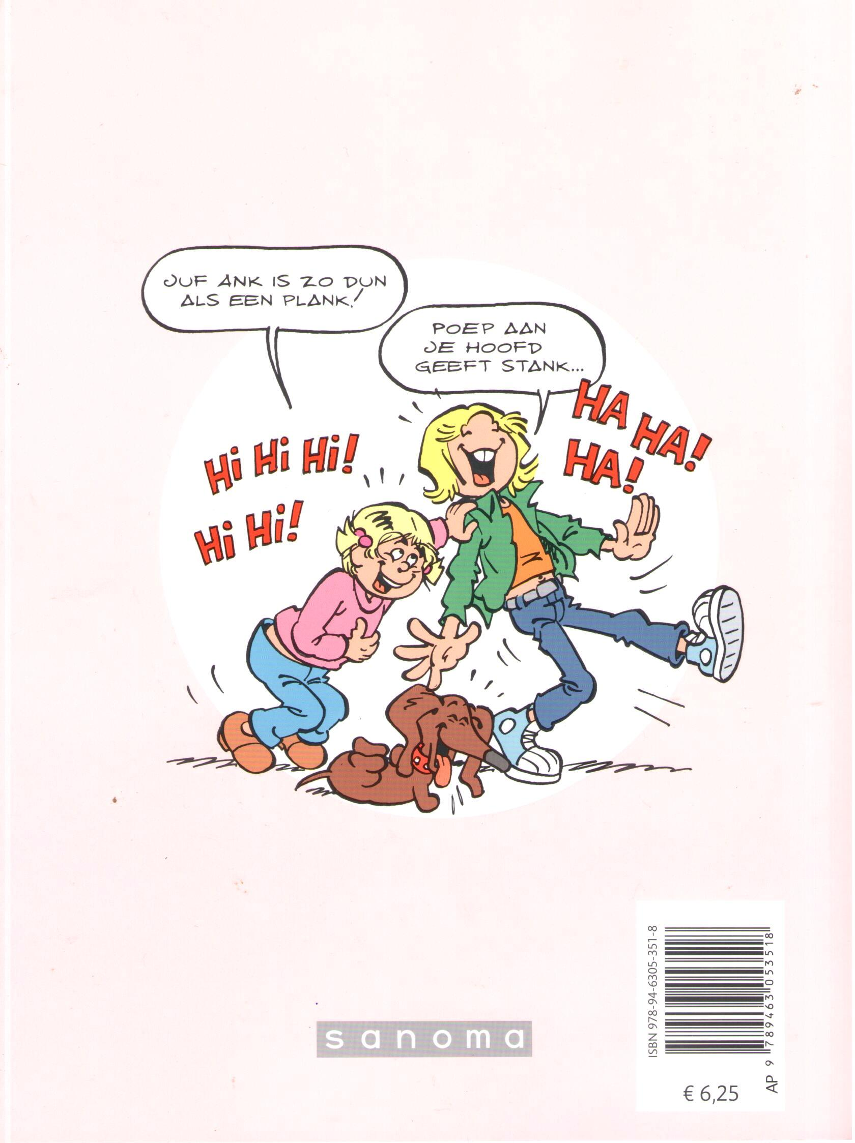 Comic Stripshop Jan Jans En De Kinderen 62 Deel 62 Softcover Sanoma